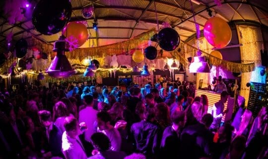 Corporate Winter parties Amsterdam