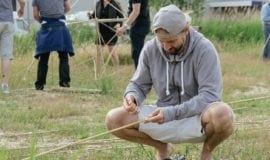 Bamboo Challenge Teambuilding Amsterdam