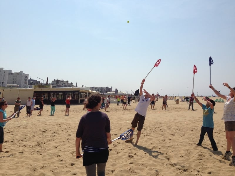Beach Games Amsterdam