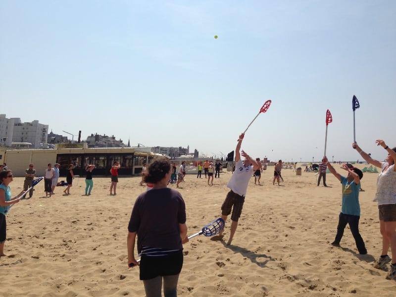 Beach Games Amsterdam