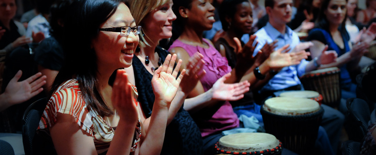 Djembe workshop Amsterdam
