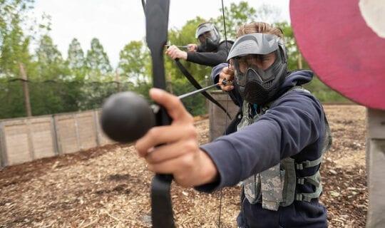 archery tag amsterdam