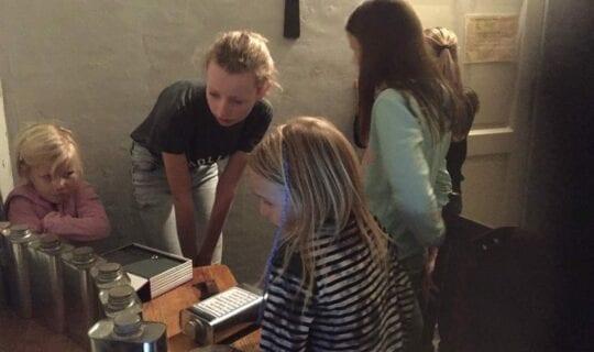 Escape Room Kinderfeestje Amsterdam