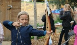 Archery Birthday Party Amsterdam