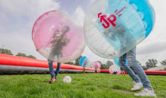 Bubble Football Birthday Party Amsterdam